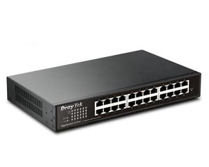 SWITCH DRAYTEK VIGOR G1241 24 GIGABIT PORT